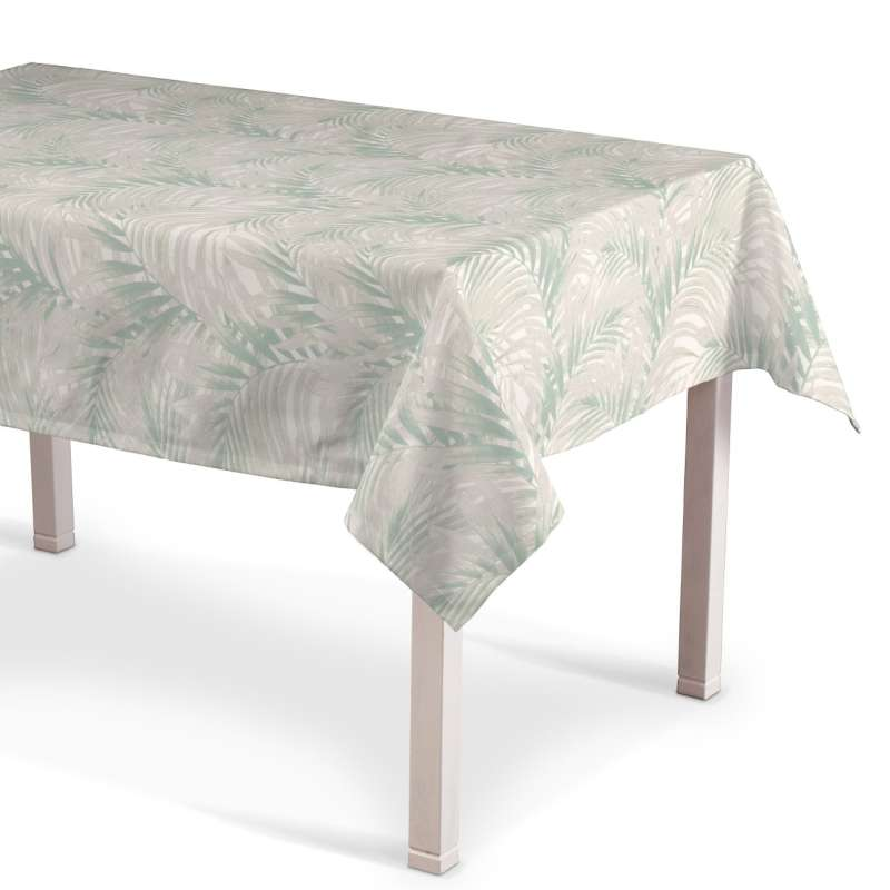 Rectangular tablecloth in collection Gardenia, fabric: 142-15