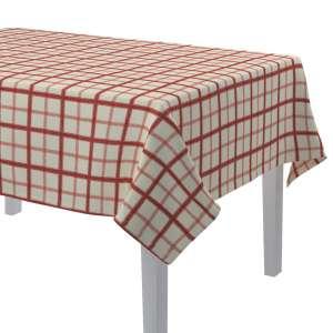 Staltiesės (stalui su kampais) 130 x 130 cm kolekcijoje Avinon, audinys: 131-15