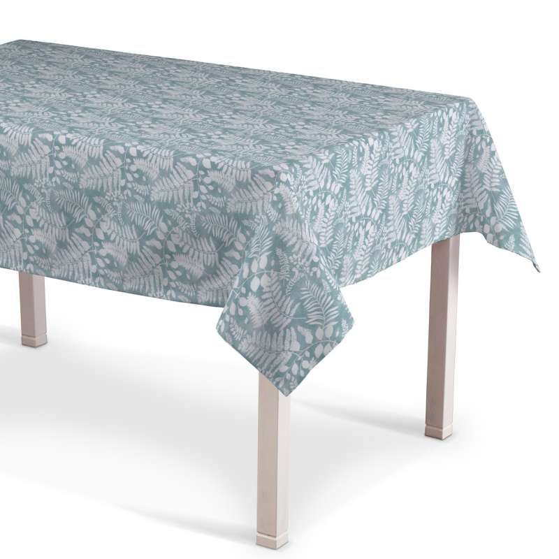 Rectangular tablecloth in collection Pastel Forest, fabric: 142-47
