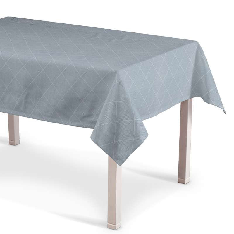 Rektangulär bordsduk i kollektionen Venice, Tyg: 142-57