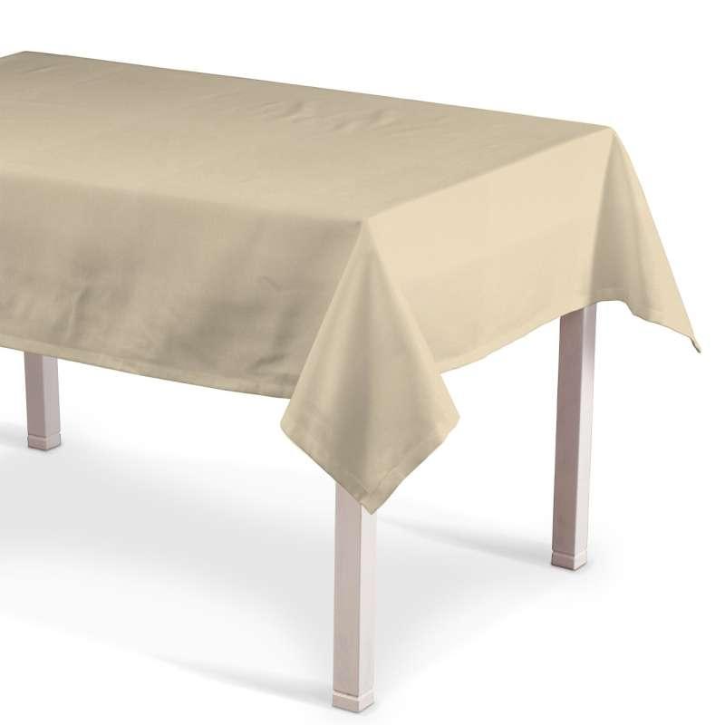 Rektangulär bordsduk  i kollektionen Christmas, Tyg: 141-73
