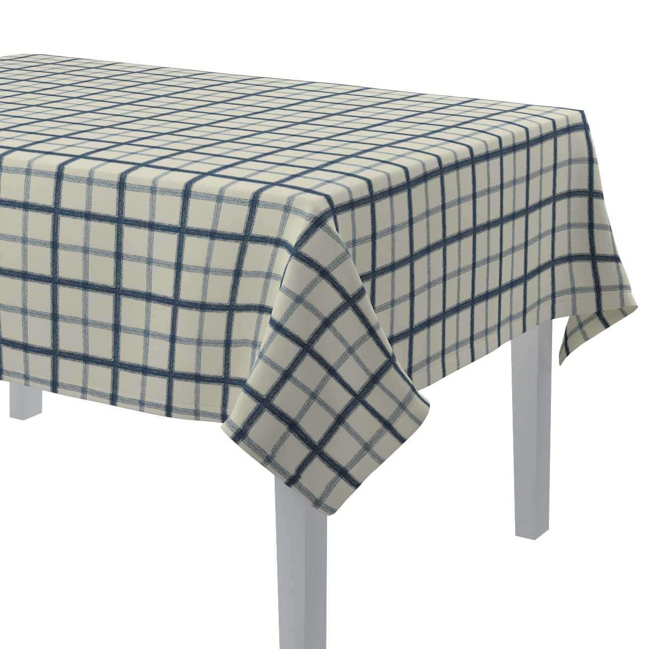 Rechteckige Tischdecke 130 x 130 cm von der Kollektion Avinon, Stoff: 131-66