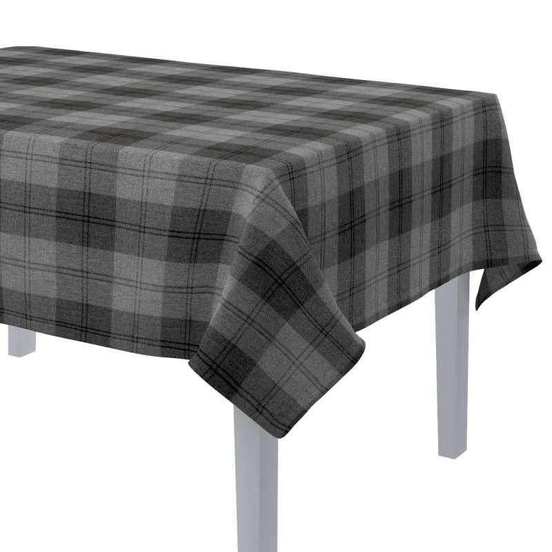 Rektangulære borddug fra kollektionen Edinburgh, Stof: 115-75