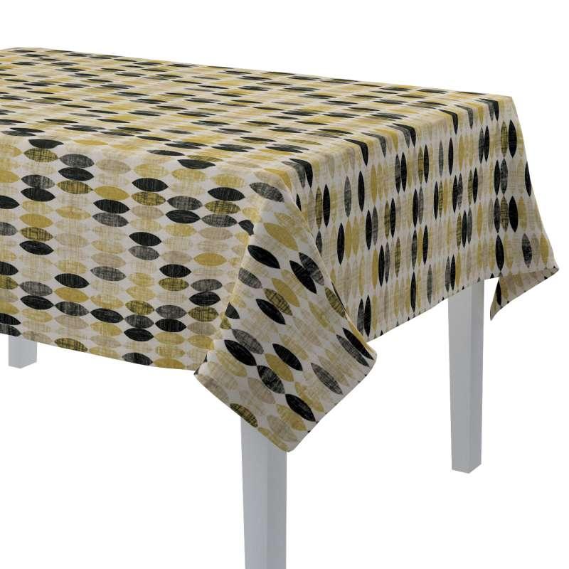 Rechteckige Tischdecke von der Kollektion Modern, Stoff: 142-99