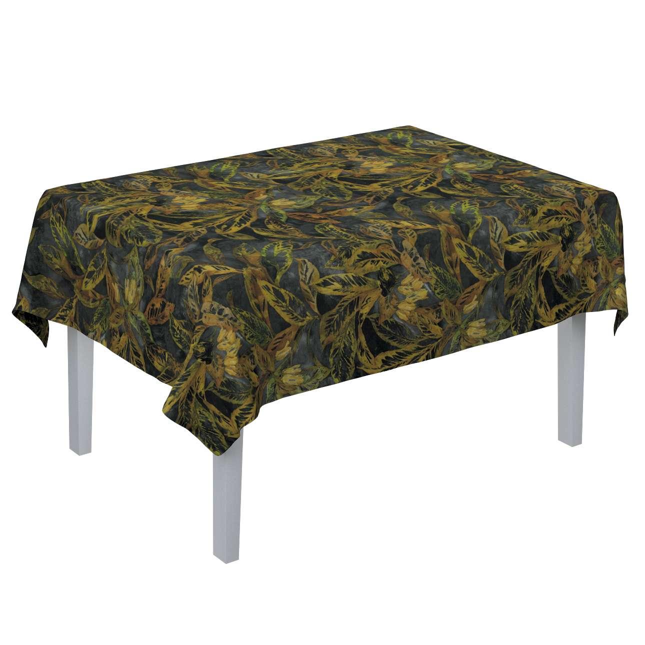 Rektangulær bordduk fra kolleksjonen Abigail, Stoffets bredde: 143-01