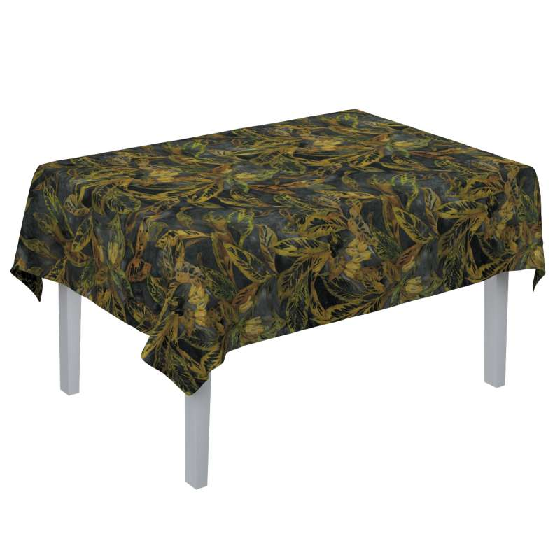 Rektangulär bordsduk i kollektionen Abigail, Tyg: 143-01