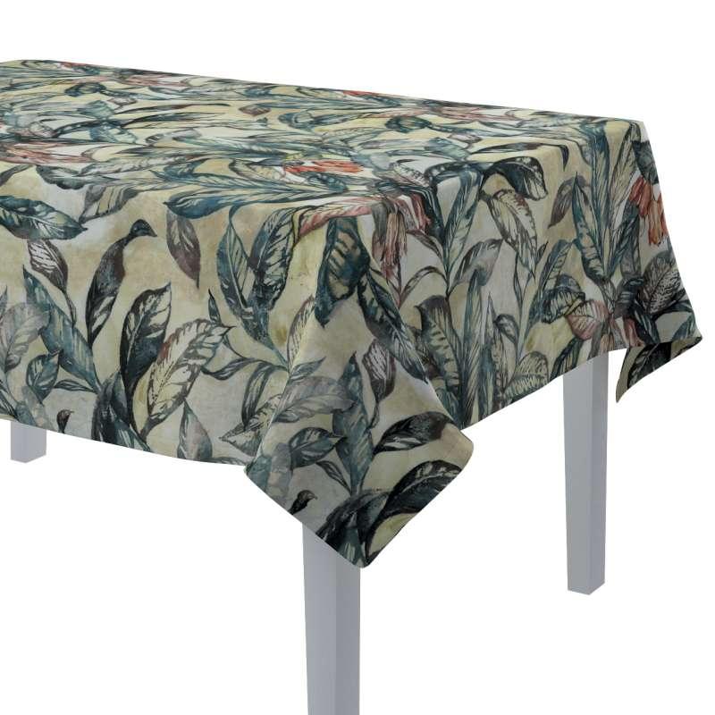 Rektangulär bordsduk i kollektionen Abigail, Tyg: 143-08