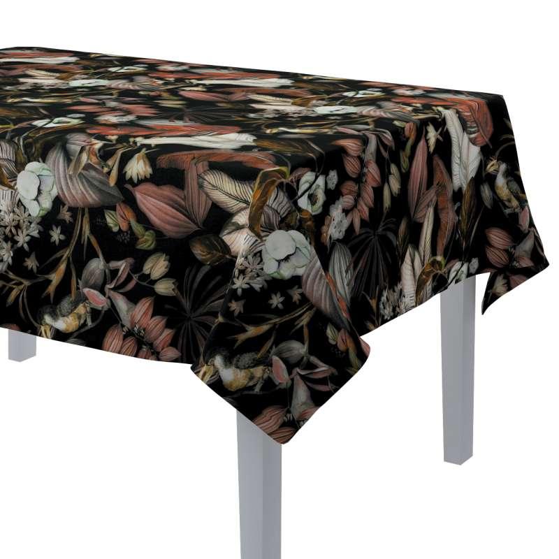 Obrus na stôl obdĺžnikový V kolekcii Abigail, tkanina: 143-10
