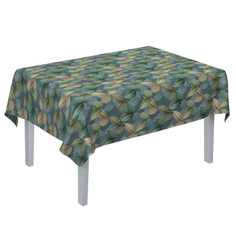 Rektangulær bordduk fra kolleksjonen Abigail, Stoffets bredde: 143-20