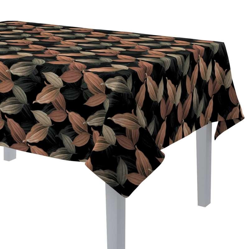 Rektangulære borddug fra kollektionen Abigail, Stof: 143-21
