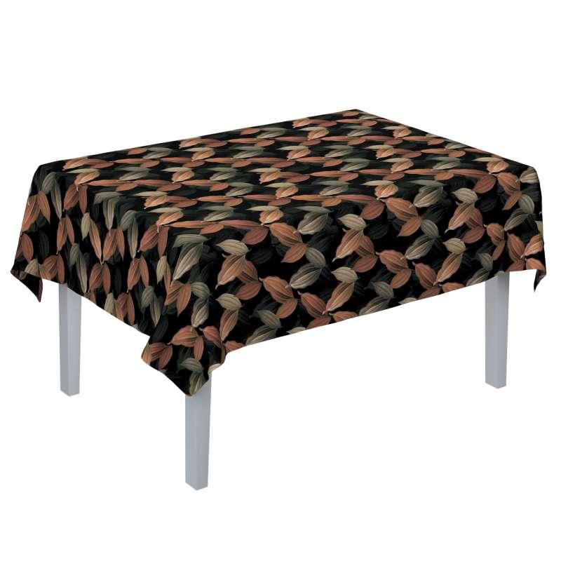 Rektangulär bordsduk i kollektionen Abigail, Tyg: 143-21