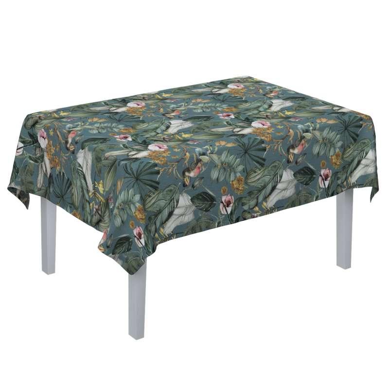 Obrus na stôl obdĺžnikový V kolekcii Abigail, tkanina: 143-24