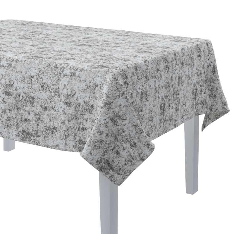 Rektangulær bordduk fra kolleksjonen Velvet, Stoffets bredde: 704-49