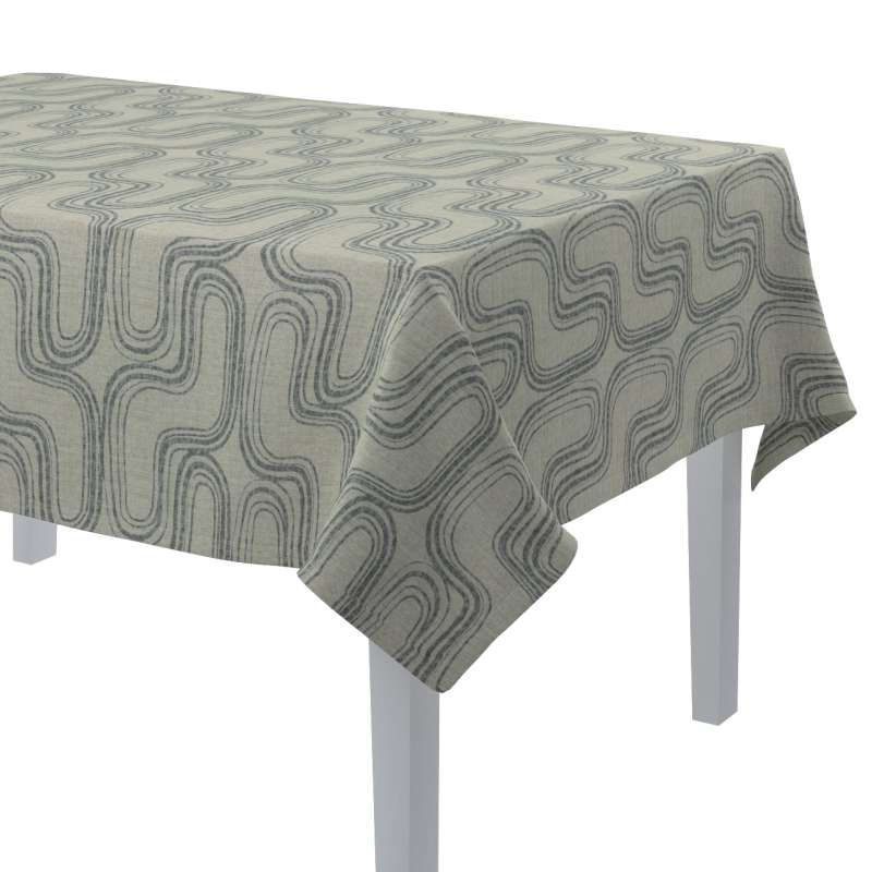 Rectangular tablecloth in collection Comics/Geometrical, fabric: 143-14