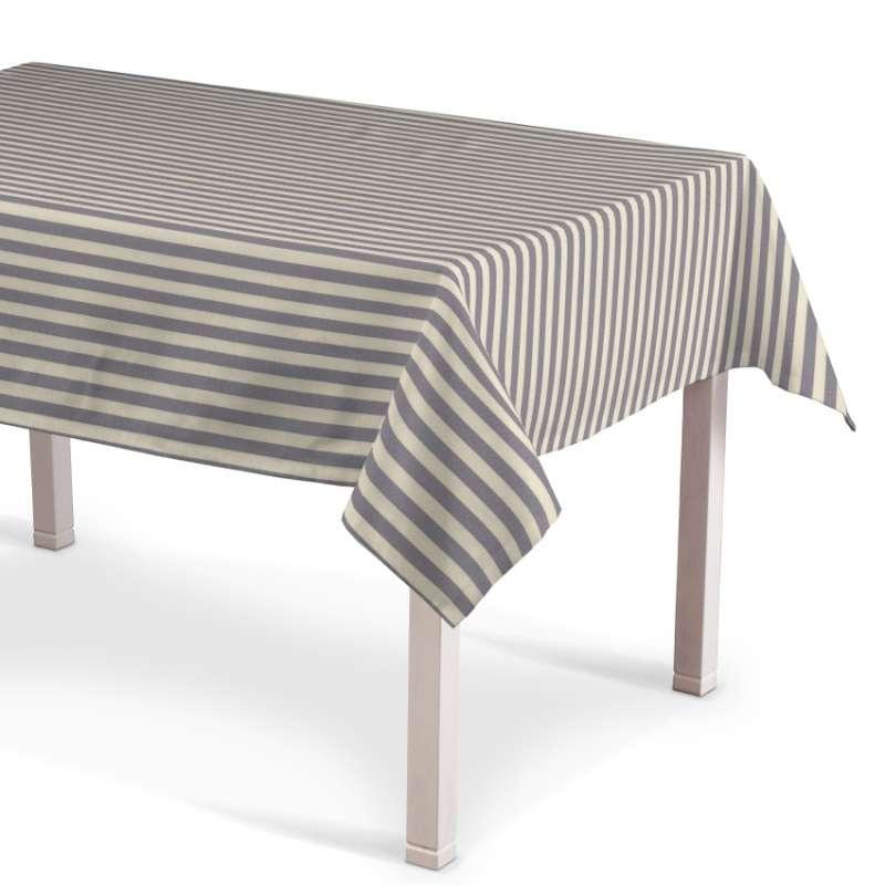 Rektangulære borddug fra kollektionen Quadro II, Stof: 136-02