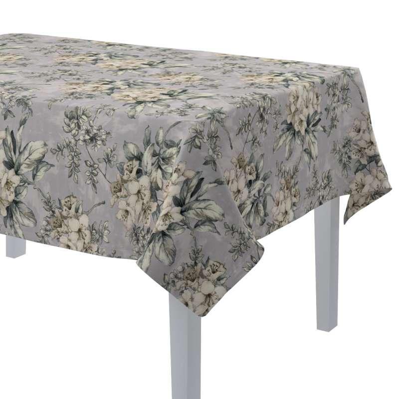 Asztalterítő téglalap alakú a kollekcióból Londres Bútorszövet, Dekoranyag: 143-36