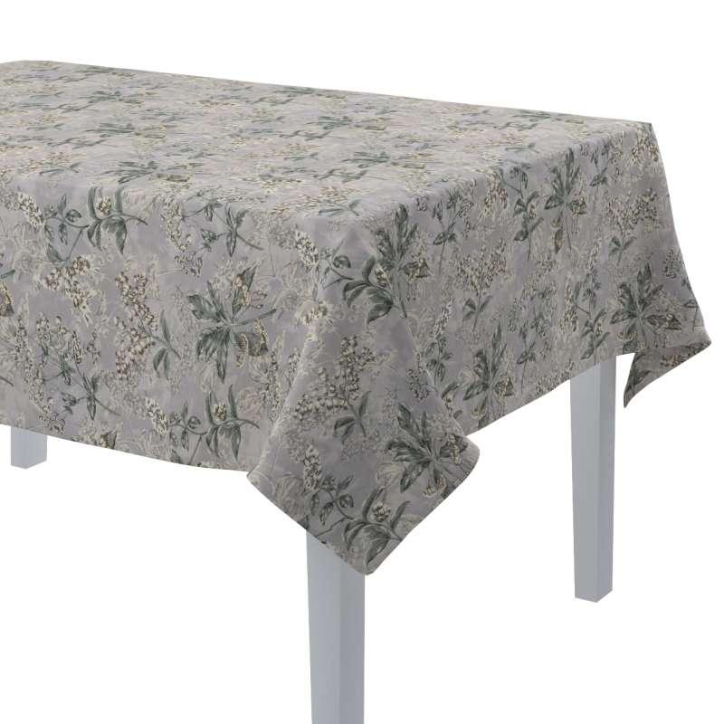 Asztalterítő téglalap alakú a kollekcióból Londres Bútorszövet, Dekoranyag: 143-37