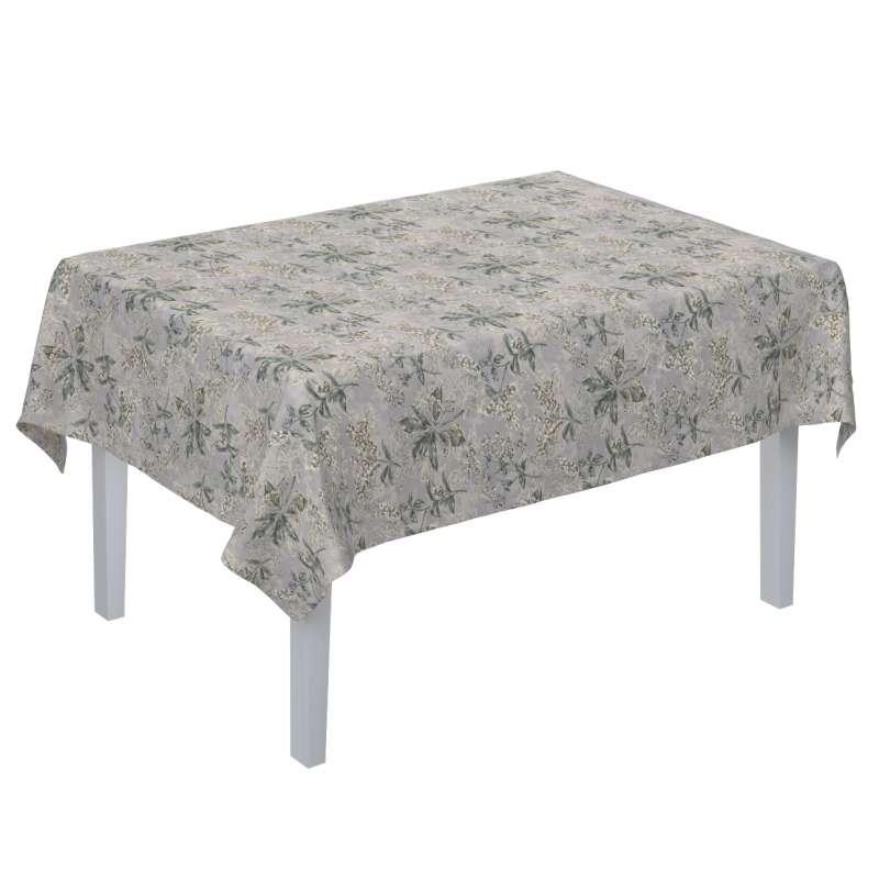Rektangulär bordsduk i kollektionen Londres, Tyg: 143-37