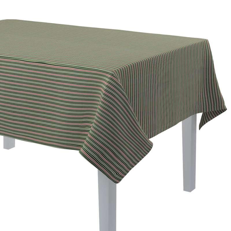 Rektangulær bordduk fra kolleksjonen Londres , Stoffets bredde: 143-42