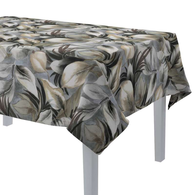 Rectangular tablecloth in collection Abigail, fabric: 143-60