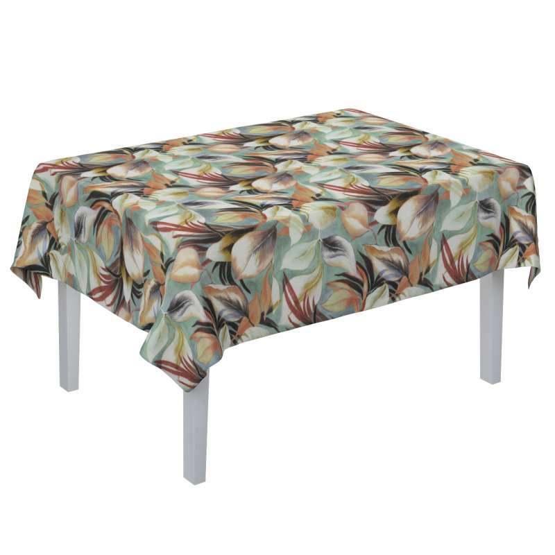 Obrus na stôl obdĺžnikový V kolekcii Abigail, tkanina: 143-61