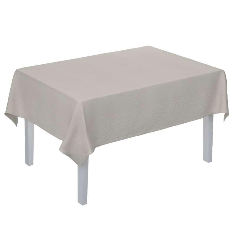 Rektangulære borddug fra kollektionen Linen, Stof: 159-07