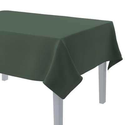 Ubrus obdélníkový 159-08 tlumená zelená Kolekce Linen