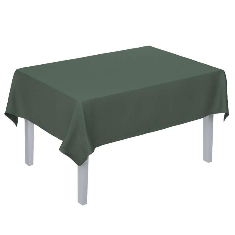 Rektangulär bordsduk i kollektionen Linne, Tyg: 159-08