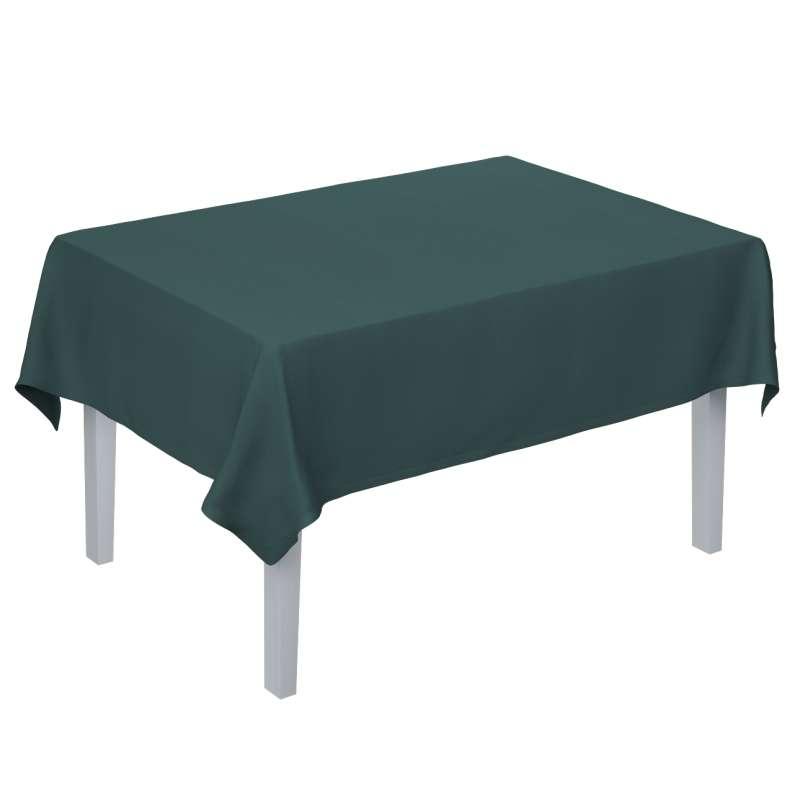 Rektangulær bordduk fra kolleksjonen Linen, Stoffets bredde: 159-09