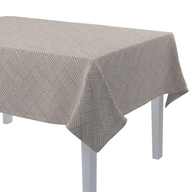 Obrus na stôl obdĺžnikový V kolekcii Sunny, tkanina: 143-44