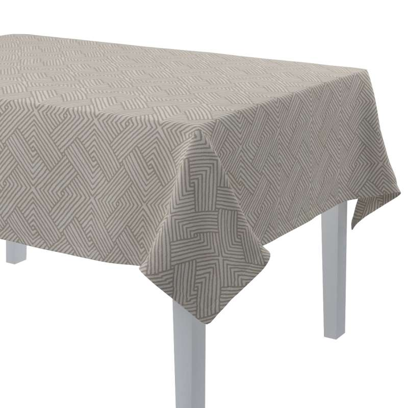 Rektangulær bordduk fra kolleksjonen Sunny, Stoffets bredde: 143-44