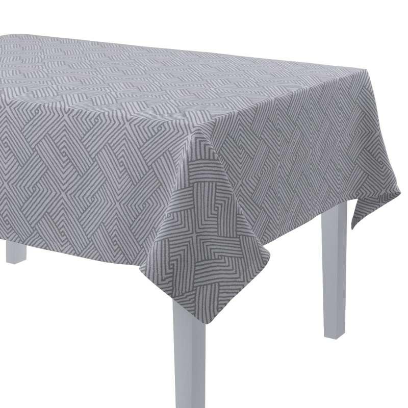 Obrus na stôl obdĺžnikový V kolekcii Sunny, tkanina: 143-45