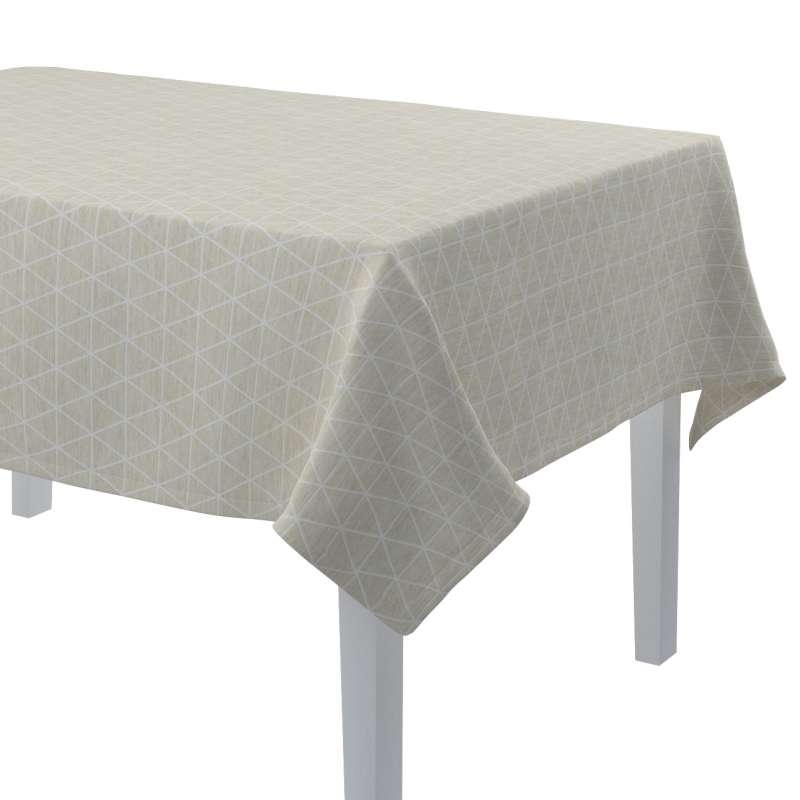 Obrus na stôl obdĺžnikový V kolekcii Sunny, tkanina: 143-49