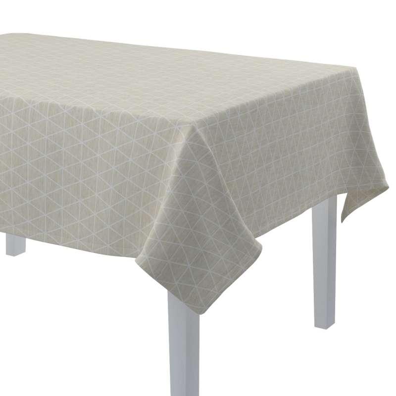 Rektangulär bordsduk i kollektionen Sunny, Tyg: 143-49