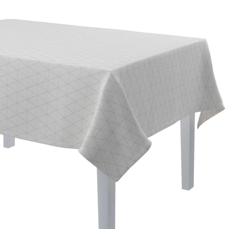 Rectangular tablecloth in collection Sunny, fabric: 143-94