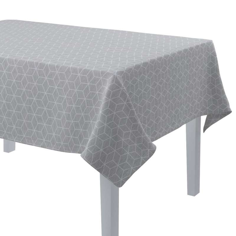 Rektangulär bordsduk i kollektionen Sunny, Tyg: 143-50