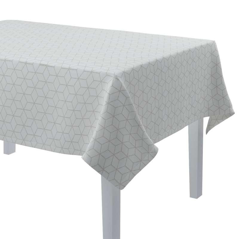Rektangulär bordsduk i kollektionen Sunny, Tyg: 143-51