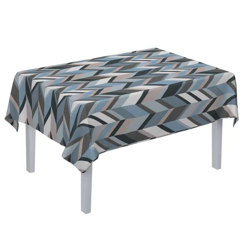 Rektangulär bordsduk i kollektionen Vintage 70's, Tyg: 143-54