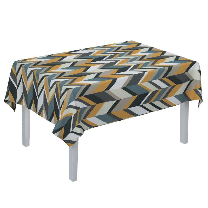 Staltiesės (stalui su kampais) kolekcijoje Vintage, audinys: 143-56