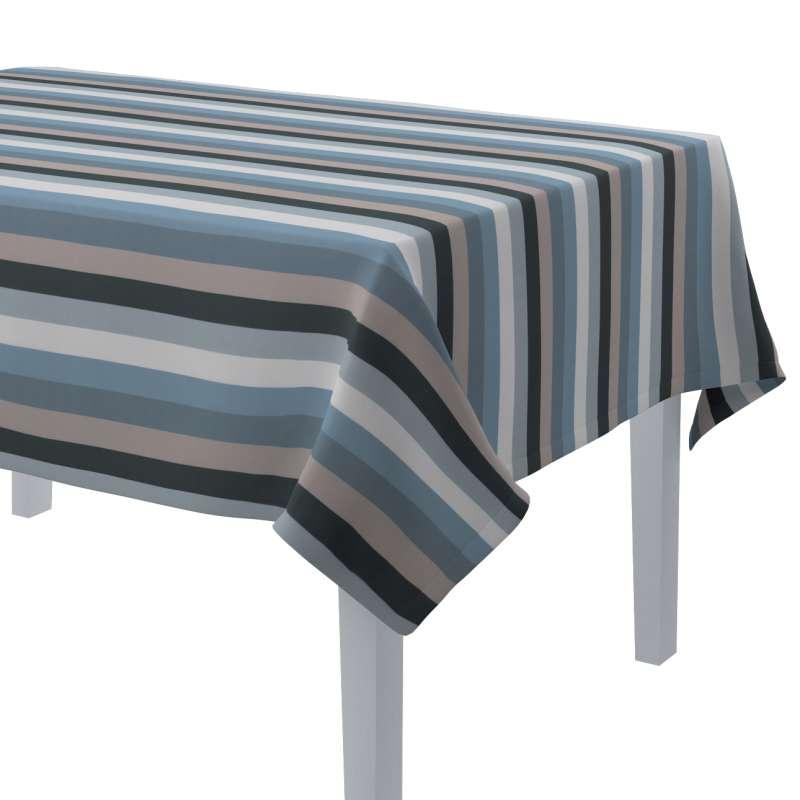 Rektangulær bordduk fra kolleksjonen Vintage 70's, Stoffets bredde: 143-57