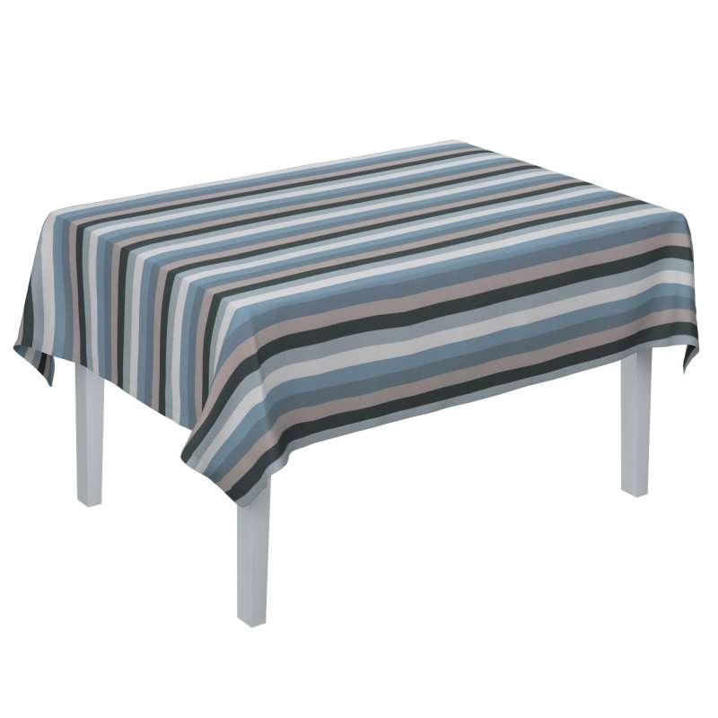 Rektangulär bordsduk i kollektionen Vintage 70's, Tyg: 143-57