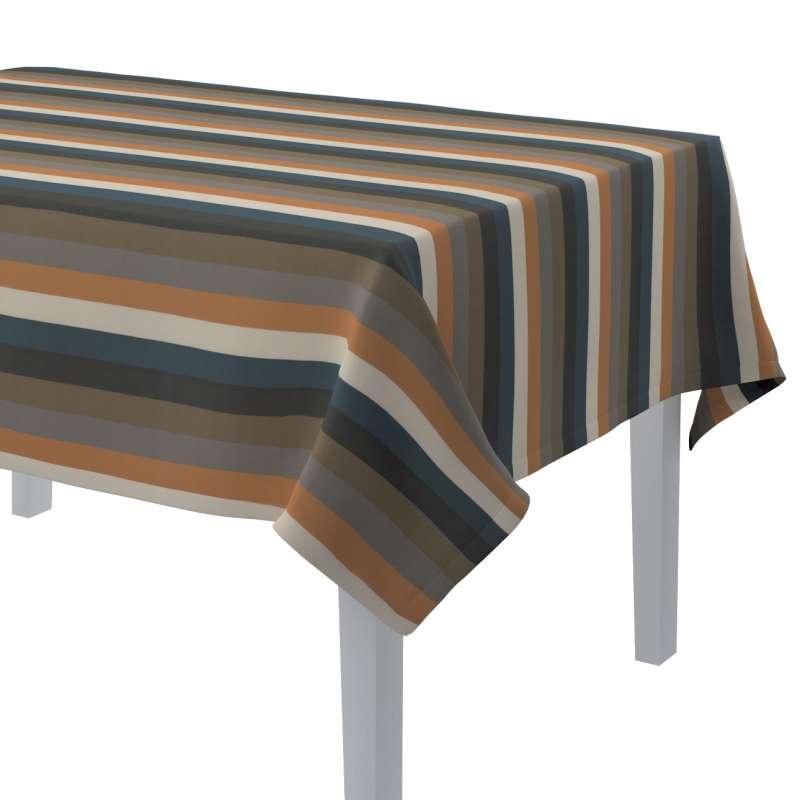 Rektangulær bordduk fra kolleksjonen Vintage 70's, Stoffets bredde: 143-58