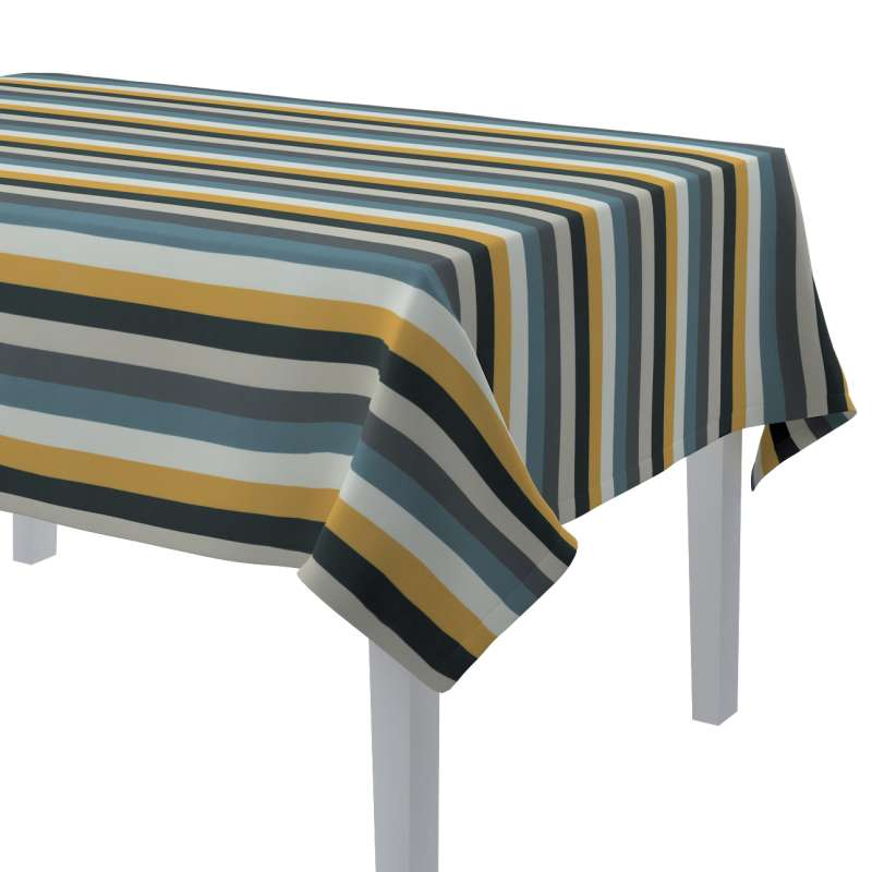 Rectangular tablecloth in collection Vintage 70's, fabric: 143-59