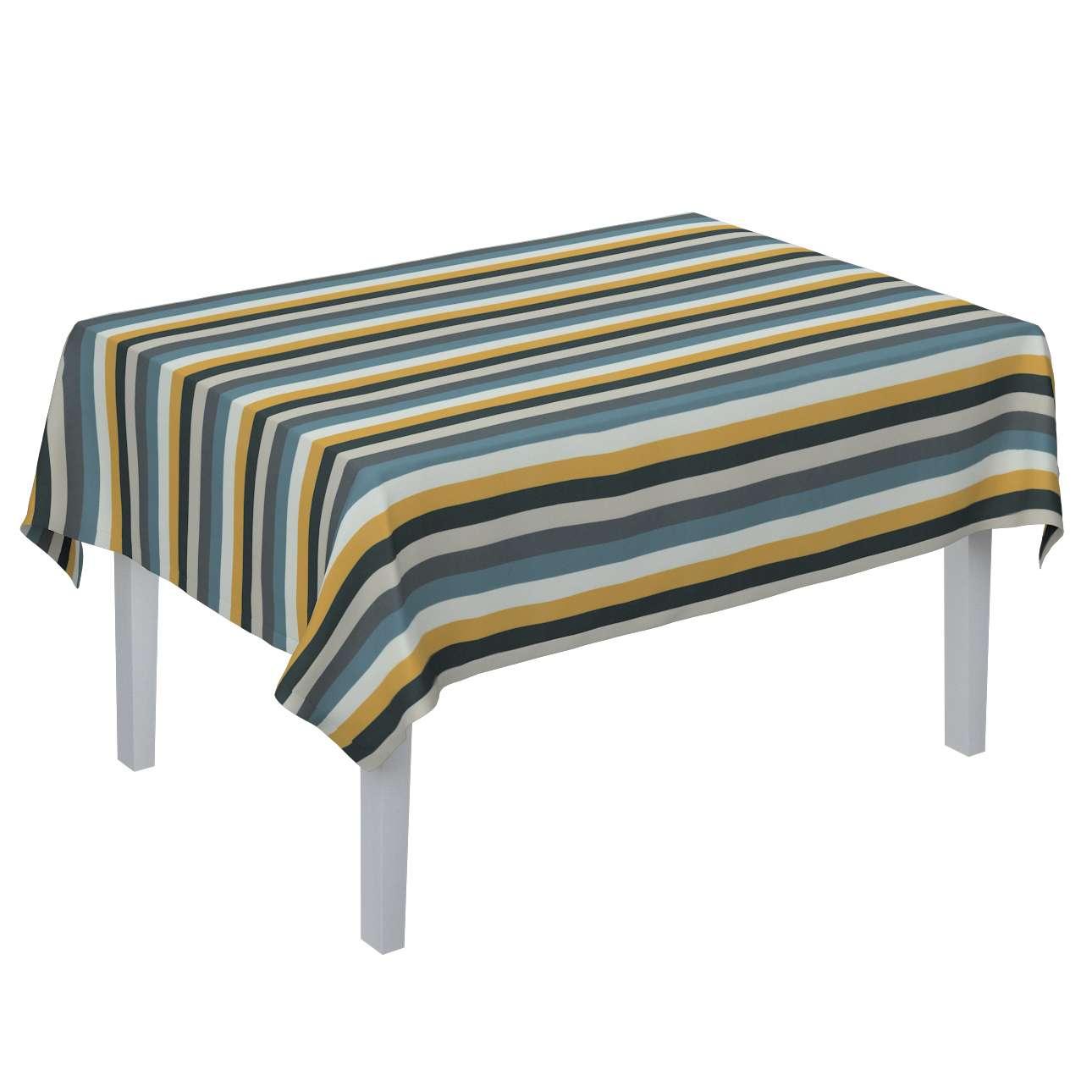 Obrus na stôl obdĺžnikový V kolekcii Vintage 70's, tkanina: 143-59