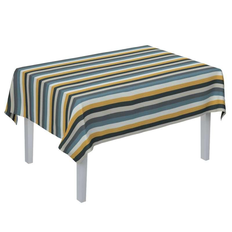 Rektangulär bordsduk i kollektionen Vintage 70's, Tyg: 143-59