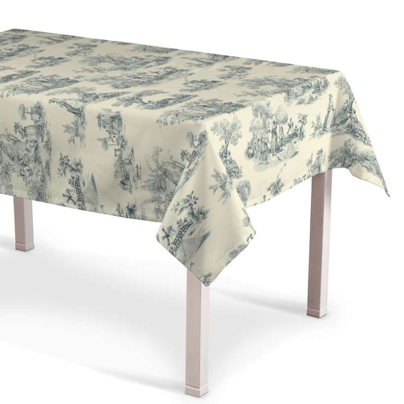 Staltiesės (stalui su kampais) kolekcijoje Avinon, audinys: 132-66