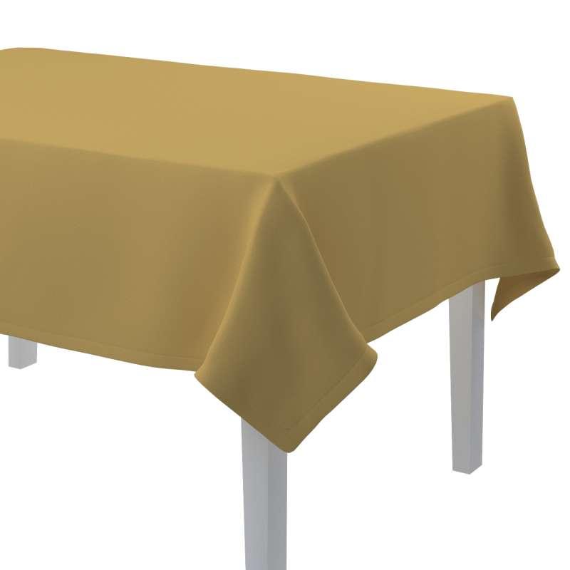 Obrus na stôl obdĺžnikový V kolekcii Cotton Panama, tkanina: 702-41