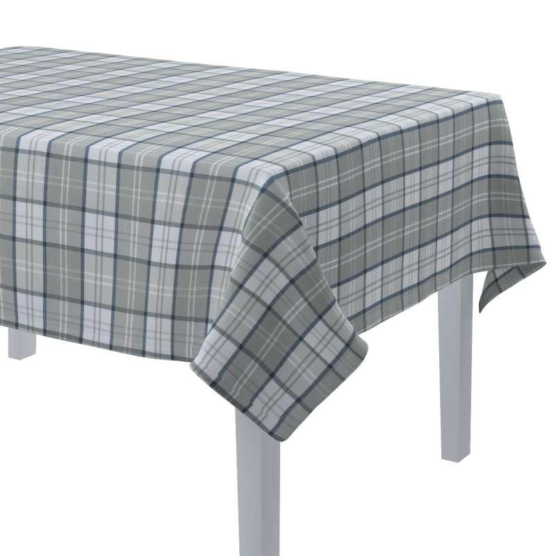 Rektangulær bordduk fra kolleksjonen Bristol , Stoffets bredde: 143-65