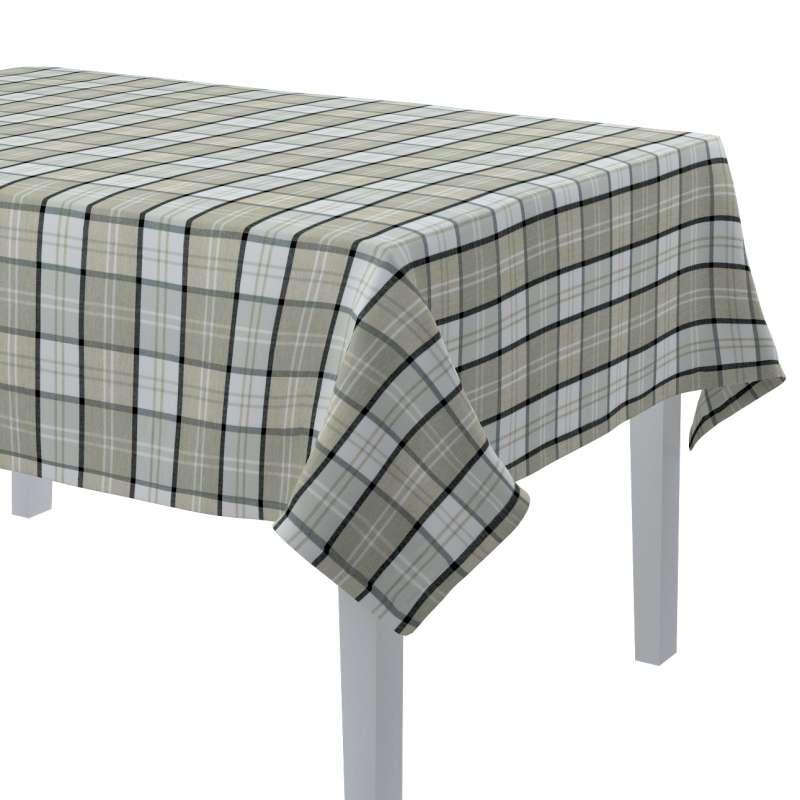 Rektangulär bordsduk i kollektionen Bristol, Tyg: 143-64