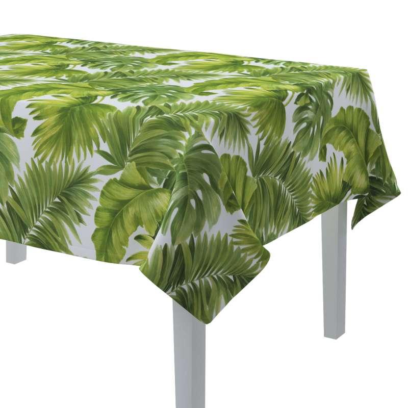 Rechthoekig tafelkleed van de collectie Tropical Island, Stof: 143-63